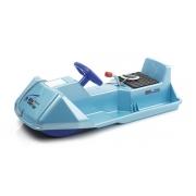 Luge SNOWCOMET 100 bleu