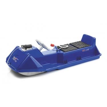Luge SNOWCOMET 120 bleu