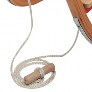 Corde de traction pour luge, 130 cm