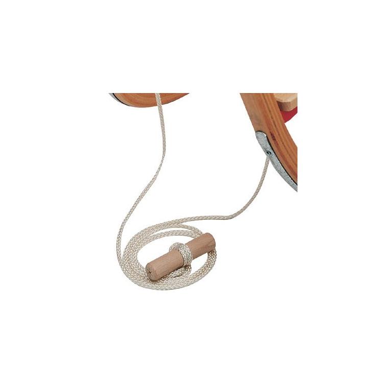 Luge En Bois Pliable : Passion Luge > Accessoires > Corde de traction pour luge, 130 cm