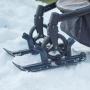 Skis pour poussette