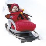 Chancelière pour Luge Snow Baby dream KHW