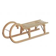 Luge en bois tradition 95 cm