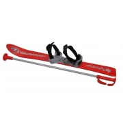 ENSEMBLE BABY SKI ROUGE