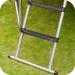 Echelle réglable pour trampoline, Plum.