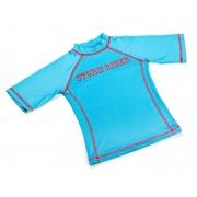 T-Shirt anti uv manches courtes enfant Storm Rider