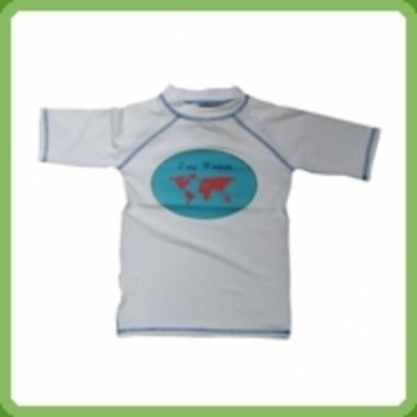 T-Shirt manches courtes enfant Surf Nomad