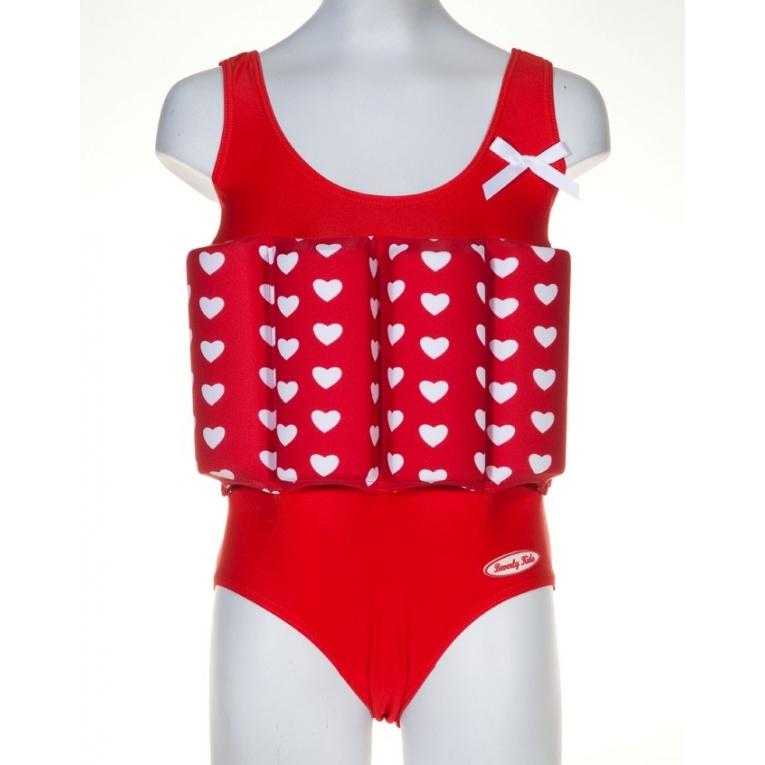 beverly kids maillot de bain flottant anti uv true love fille. Black Bedroom Furniture Sets. Home Design Ideas
