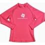 T-Shirt manches longues anti uv - Solid Raspberry