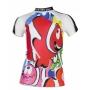 T-shirt anti uv manches courtes enfant - Huge clown
