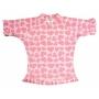 T-shirt de bain manches courtes anti uv - Summer Love