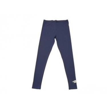 Legging de bain anti uv Taille Plus femme - Bleu marine
