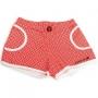 Board Shorts anti uv enfant Funky rouge