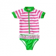 Maillot de bain anti uv fille 2 pièces Watermelon Crawl