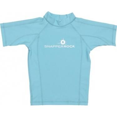T-Shirt manches courtes anti uv - Solid Aqua