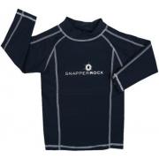T-Shirt manches longues anti uv - Navy/Blanc