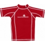 T-Shirt manches courtes anti uv - Solid Red