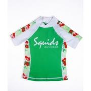 T-shirt anti uv enfant - Jungle Green