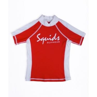 T-shirt anti uv enfant - Red Snapper