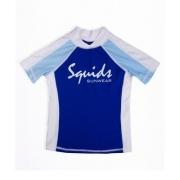 T-shirt anti uv enfant - Cool blue