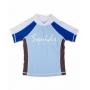 T-shirt anti uv enfant - Coconut Blue