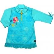 T-shirt anti uv enfant, la petite sirene