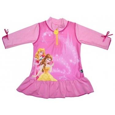 T-shirt de bain anti uv enfant - Princesse