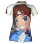 T-shirt anti uv manches courtes enfant - Pirate D