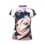 T-shirt anti uv manches courtes enfant - Little Girl
