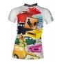 T-shirt anti uv manches courtes enfant - Speed
