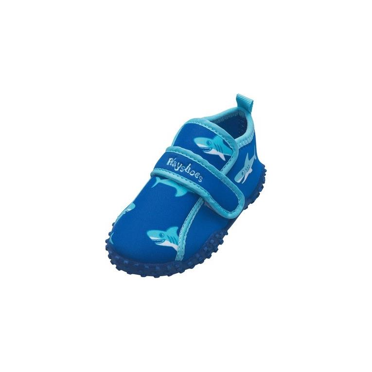 playshoes chaussures de plage anti uv enfant requin. Black Bedroom Furniture Sets. Home Design Ideas