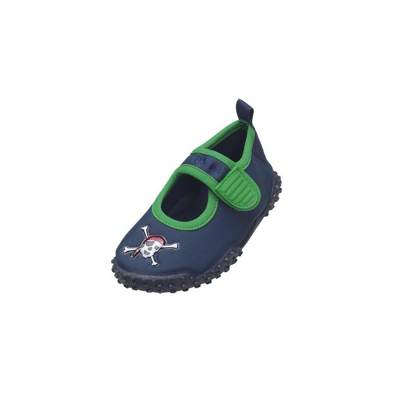 playshoes chaussures de plage anti uv enfant pirate. Black Bedroom Furniture Sets. Home Design Ideas