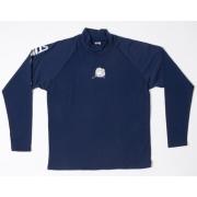T-Shirt manches longues anti uv adulte mixte - Bleu Marine