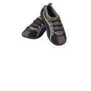 Chaussures de bain anti uv adulte - Noir/Gris foncé