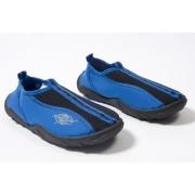 Chaussures de bain anti uv enfant - Royal/Noir